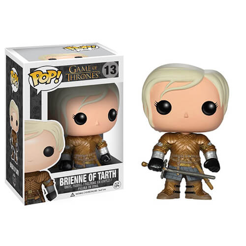 Funko Brienne Of Tarth Pop! Vinyl