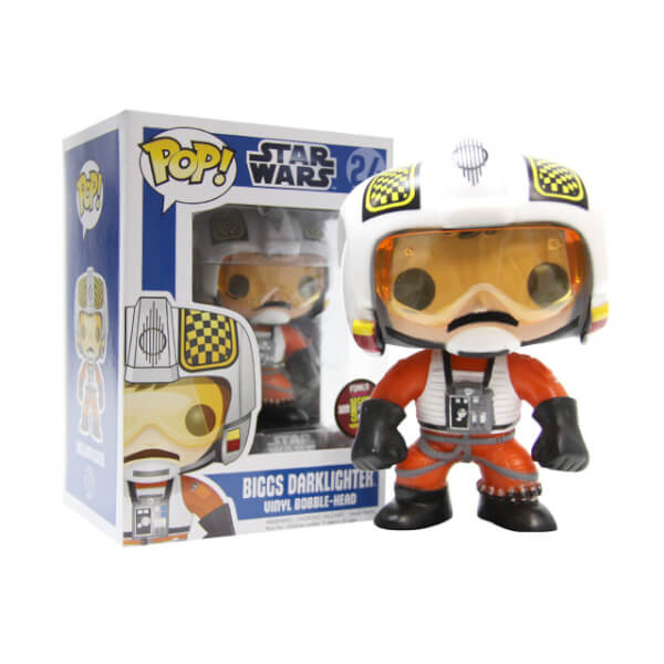 Funko Biggs Darklighter Pop! Vinyl