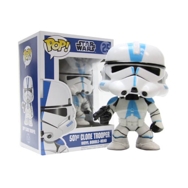 Funko 501st Clone Trooper Pop! Vinyl