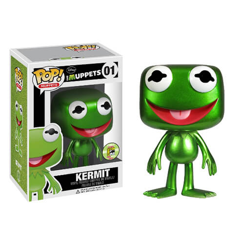 Funko Kermit (Metallic) Pop! Vinyl