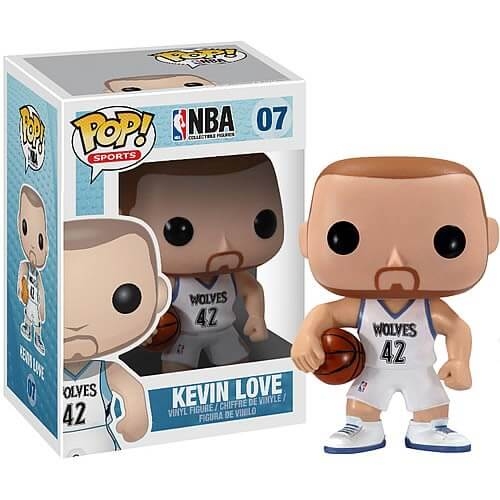 Funko Kevin Love Pop! Vinyl