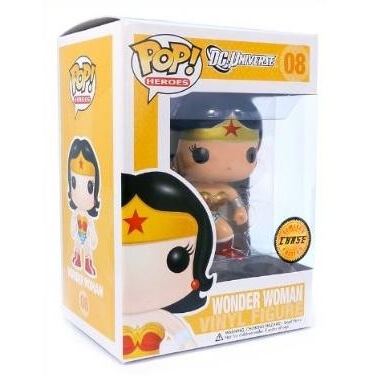 Funko Wonder Woman (Chase) Pop! Vinyl