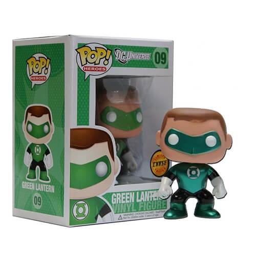 Funko Green Lantern (Chase) Pop! Vinyl