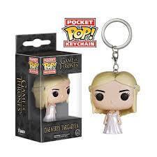 Funko Daenerys Targaryen Pop! Keychain