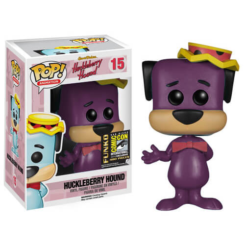 Funko Huckleberry Hound (Plum) Pop! Vinyl