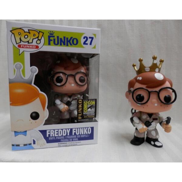 Funko Dr Egon Spengler Marshmallow (Freddy) Pop! Vinyl
