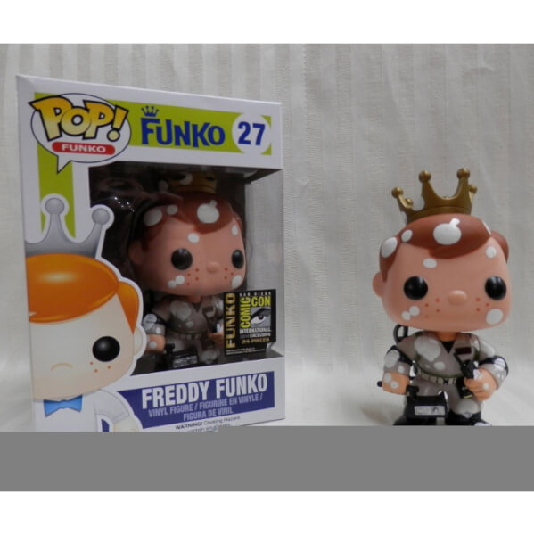 Funko Dr Raymond Stantz Marshmallow (Freddy) Pop! Vinyl