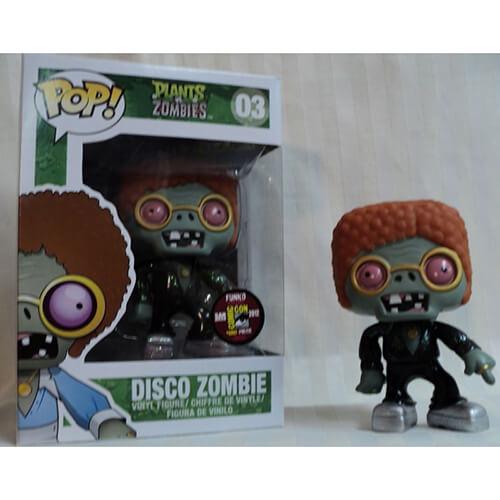 Funko Disco Zombie (SDCC 2012) Pop! Vinyl