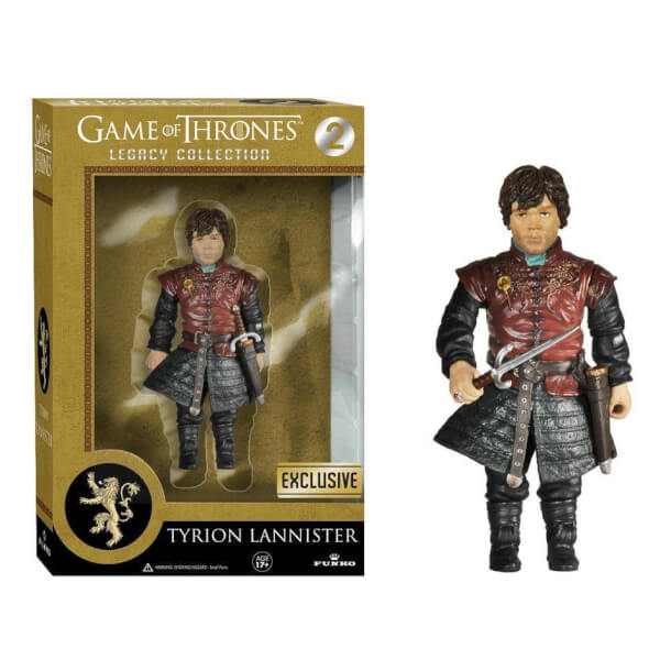 Funko Tyrion Lannister (Hand Of The King) Legacy Figures