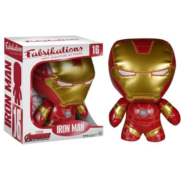 Funko Iron Man Fabrikations