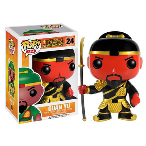 Funko Guan Yu (Gold Suit) Pop! Vinyl