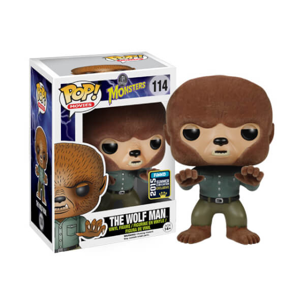 Funko Wolfman (Flocked) Pop! Vinyl