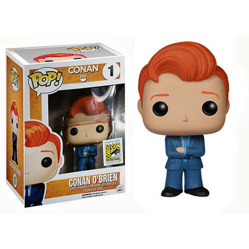 Funko Conan O'Brien Pop! Vinyl
