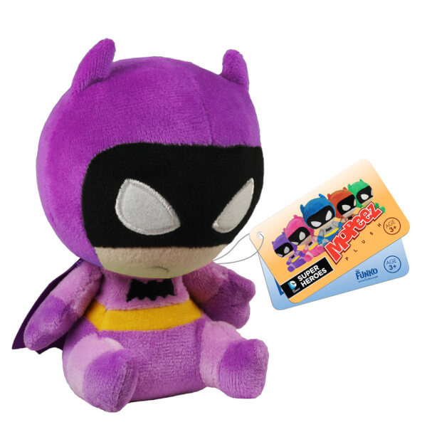 Vinyl Sugar Mopeez DC Comics Batman 75th Colorways - Purple Plush Figure Mopeez
