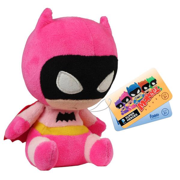 Vinyl Sugar Mopeez DC Comics Batman 75th Colorways - Pink Plush Figure Mopeez