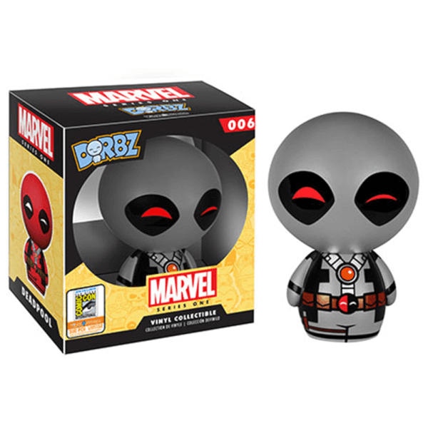 Vinyl Sugar Deadpool X-Force Dorbz