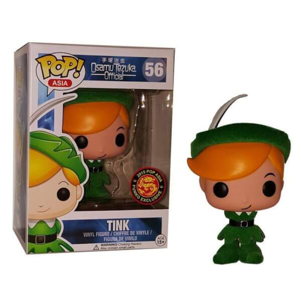 Funko Tink (Flocked) Pop! Vinyl