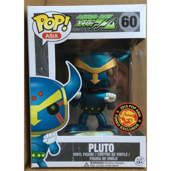 Funko Pluto (Metallic) Pop! Vinyl