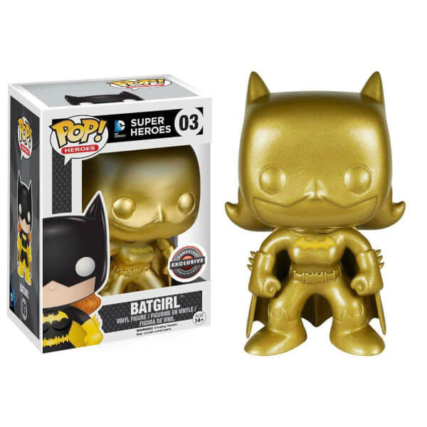 Funko Batgirl (Gold) Pop! Vinyl