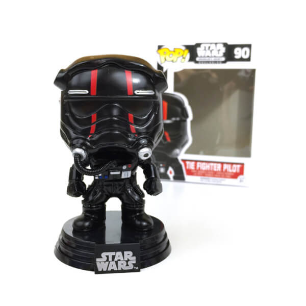 Funko Tie Fighter Pilot (Chase) Pop! Vinyl