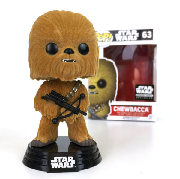Funko Chewbacca (Flocked) Pop! Vinyl