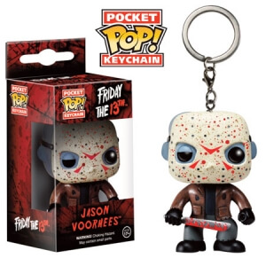 Funko Bloody Jason Voorhees Keyring Pop! Keychain