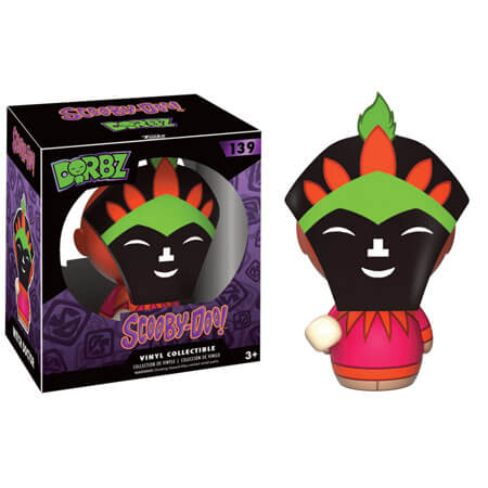 Vinyl Sugar Scooby-Doo Witch Doctor Dorbz Dorbz
