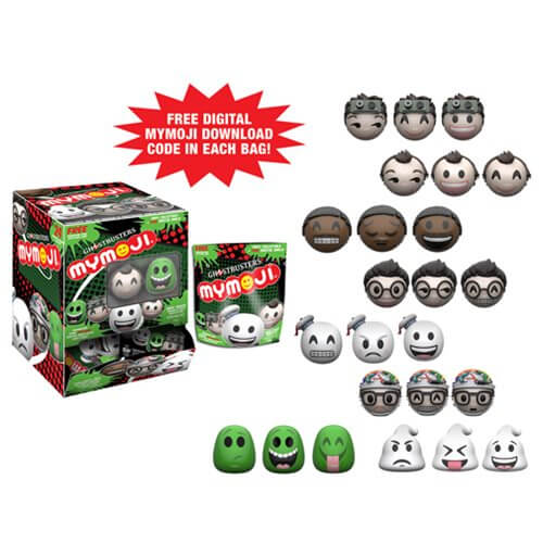 Funko Mymoji Ghostbusters Mini-Figure Other