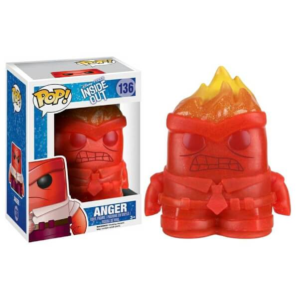 Funko Anger (Crystal) Pop! Vinyl