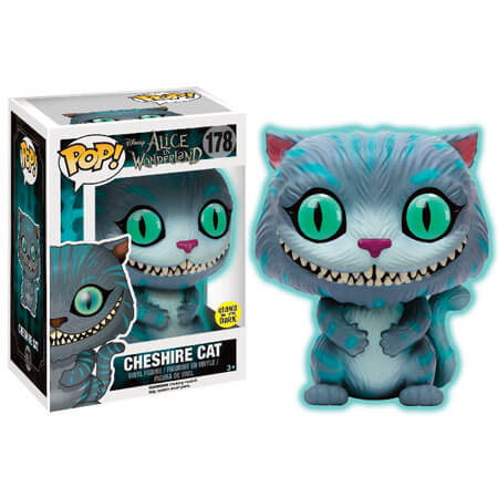 Funko Cheshire Cat Movie (GITD) Pop! Vinyl