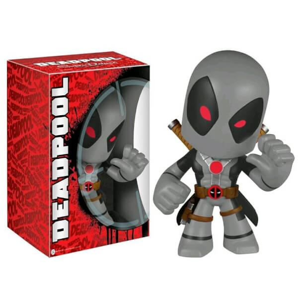 Vinyl Sugar Deadpool (Grey) Super Deluxe