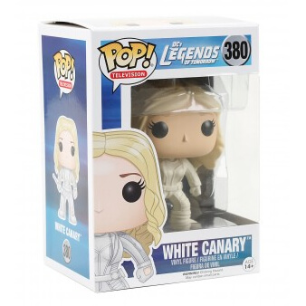 Funko White Canary Pop! Vinyl