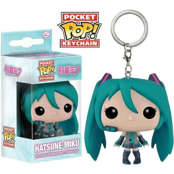 Funko Hatsune Miku Pop! Keychain