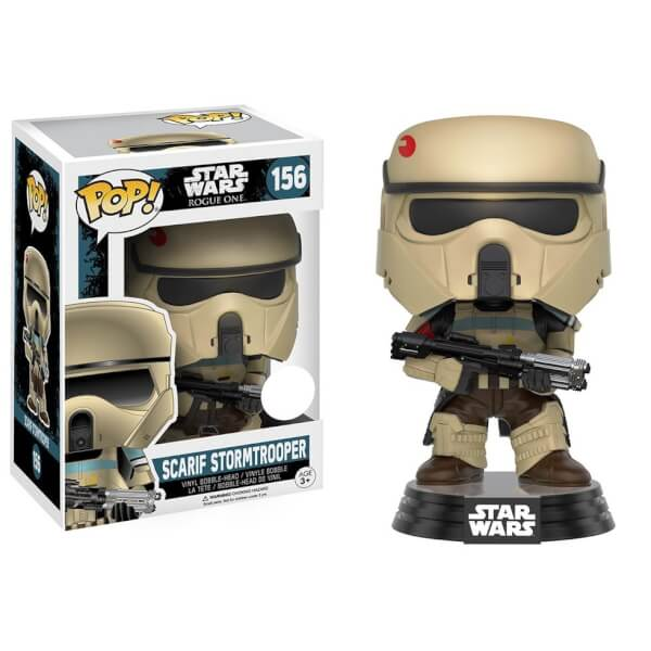 Funko Scarif Stormtrooper (Striped) Pop! Vinyl