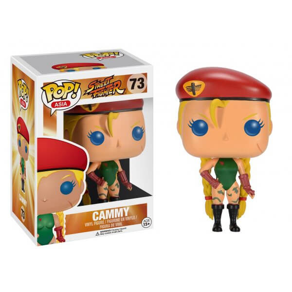 Funko Cammy Pop! Vinyl