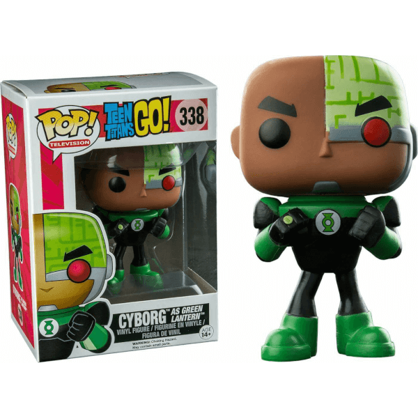 Funko Cyborg (As Green Lantern) Pop! Vinyl