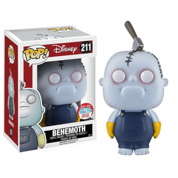 Funko Behemoth Pop! Vinyl
