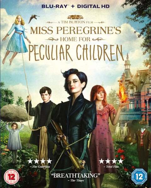 Miss Peregrine's Home For Peculiar Children (Includes Ultraviolet Copy)