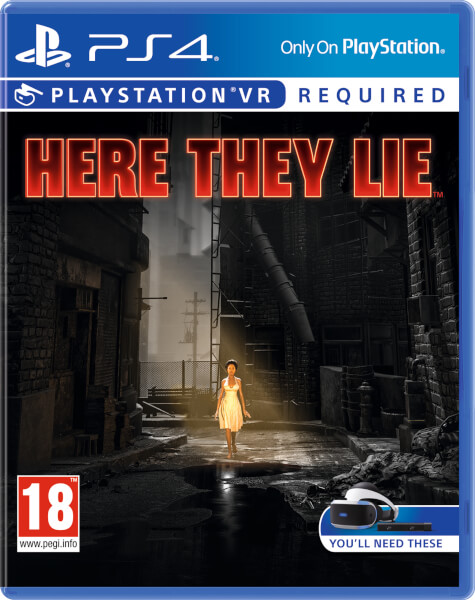 Here They Lie - PSVR
