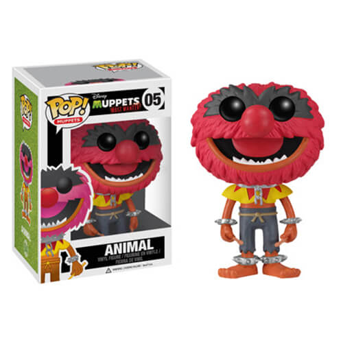 Funko Animal (Muppets Most Wanted Box) Pop! Vinyl
