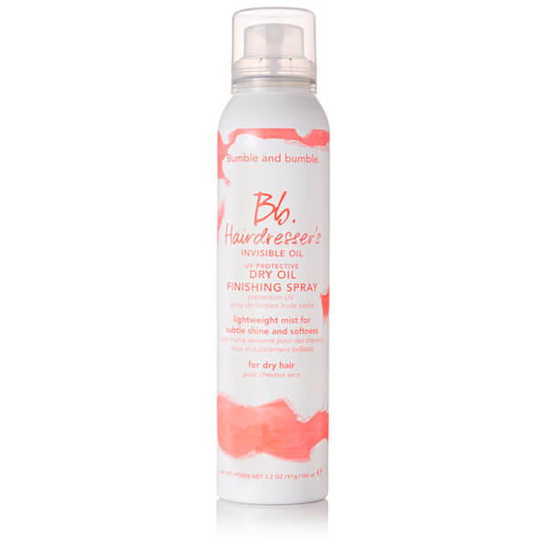 Bumble and bumble Hairdresser's Invisible Oil UV Protective Dry Oil Finishing Spray 150ml