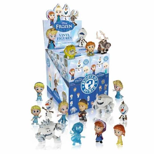 Funko Frozen Minis (12 Pcs) Mystery Minis