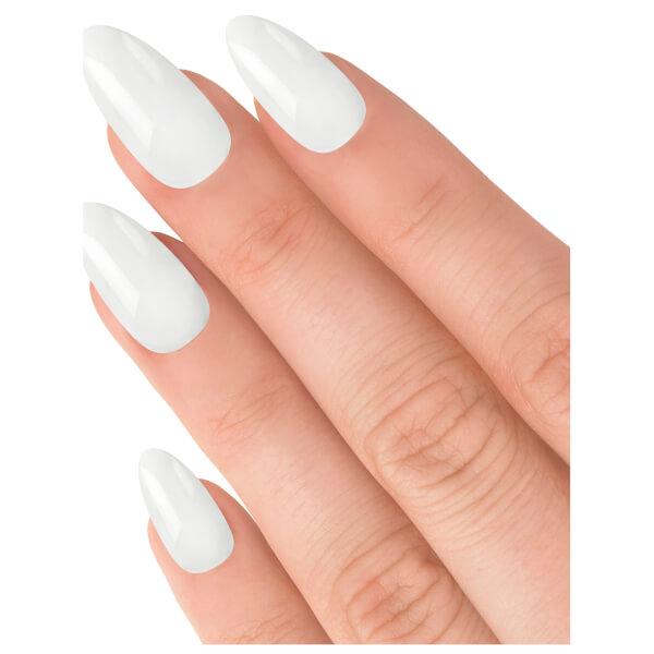Elegant Stiletto Nail Art: Elegant Touch Totally Bare Stiletto Nails