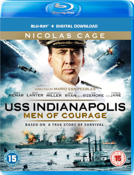 USS Indianapolis (Includes UV Copy)