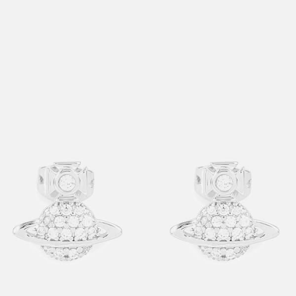 Vivienne Westwood Women's Tamia Earrings - White Cubic Rhodium