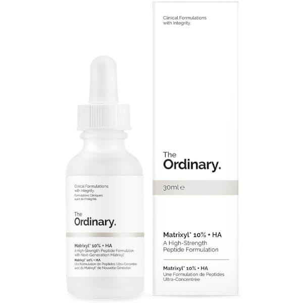 The Ordinary Matrixyl 10% + HA High Strength Peptide Formulation 30ml