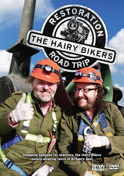 The Hairy Bikers' Restoration Road Trip
