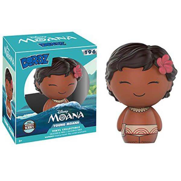 Moana Toddler Moana Dorbz Vinyl Figure