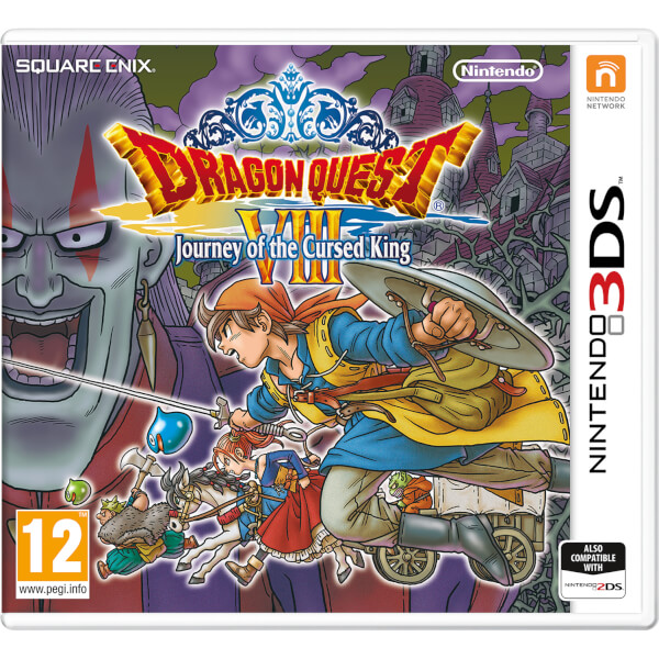 Dragon Quest VIII: Journey of the Cursed King - Digital Download