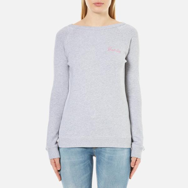 Labiche Womens Maison Chine Gris Women's Blondie Sweatshirt fpOgPFqa